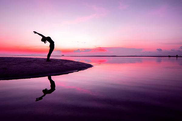 Viver em equilíbrio e pureza é o bem maior para si e para a terra